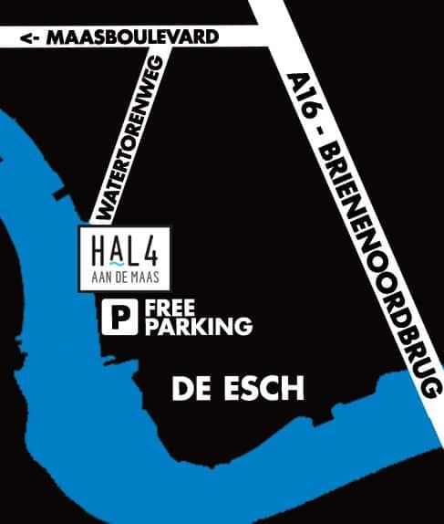 HAL4 aan de Maas - Rotterdam