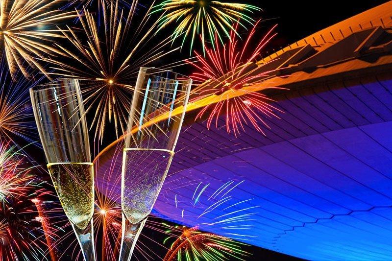 Evoluon Eindhoven Fireworks Show